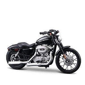 Miniatura Harley-Davidson 2007 XL 1200N Nightster - Maisto 1:24