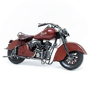 Miniatura Moto Indian Scout