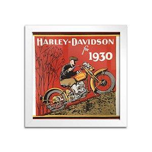 Quadro Decorativo Harley-Davidson - 1930