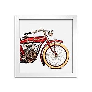 Quadro Moto Indian 1914
