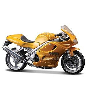 Miniatura Moto Triumph Daytona 955i 1:18