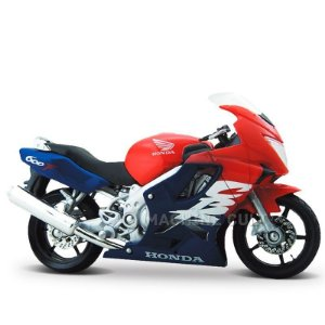 Miniatura Moto Honda CBR 600 F 1:18