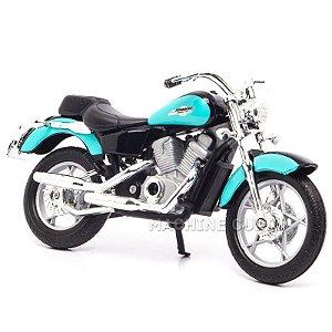 Miniatura Moto Honda Shadow VT 1100C - 1:18 Welly