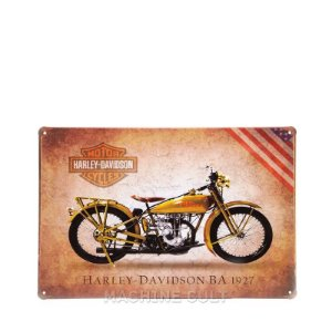 Placa Decorativa Harley-Davidson 1927