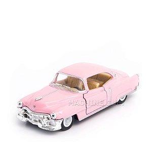 Miniatura Cadillac 1953 Serie 62 Rosa 1:43
