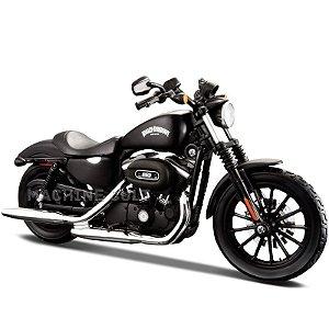 Miniatura Harley-Davidson 2014 Sportster Iron 883 - Maisto 1:12