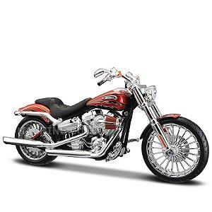 Miniatura Harley-Davidson 2014 CVO Breakout - Maisto 1:12