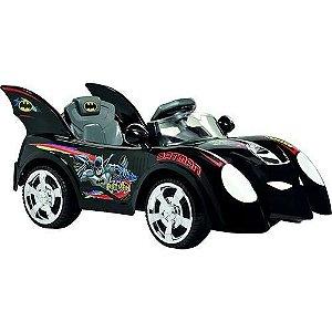 Carro Batman R/C -EL 6V -Bandeirante