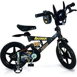 Bicicleta Batman Aro 12 - Bandeirante
