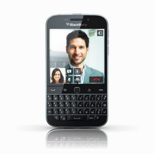 Celular Q20 Classic Black - BlackBerry