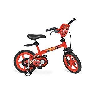 Bicicleta Aro 12 Cars Disney - Bandeirante