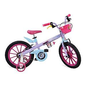 Bicicleta 16 Frozen Disney - Bandeirante