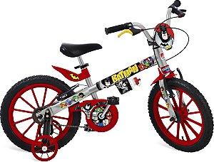 Bicicleta 16 Batman - Bandeirante
