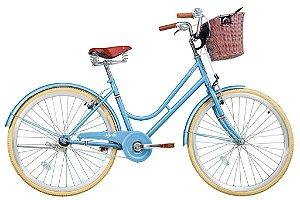Bicicleta Vintage Style Feminina - Novello