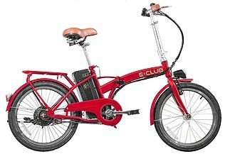 Bicicleta Elétrica 201 - Eclub