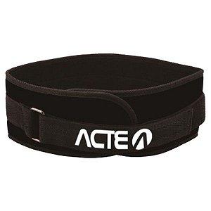 Cinturao de Musculaçao em EVA com velcro Acte Sport