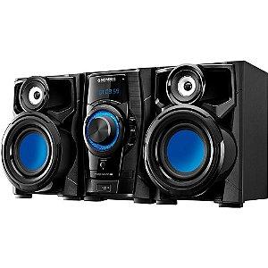 Mini System Mondial MS-05 Best Sound USB 260W RMS, Rádio AM/FM, Bivolt