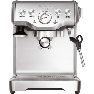 Cafeteira Express Tramontina by Breville Inox 1,8L