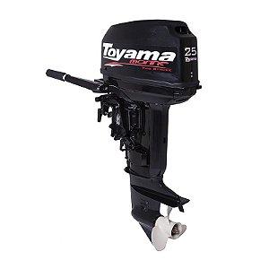 Motor de Popa TM25TS - Toyama