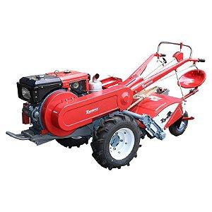 Micro Trator Diesel TDWT80E - Toyama