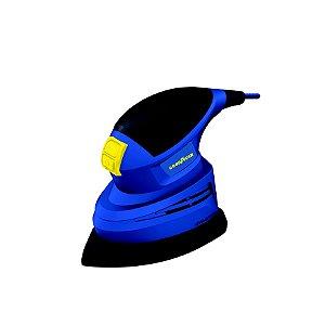 Lixadeira de Acabamento GY-MS-80250 105W 13.000 OPM 1/3 Lixa de Folha Goodyear