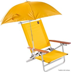 Guarda Sol Clamp S.C para Cadeira (58cm) Cores Sortidas - Bel Fix