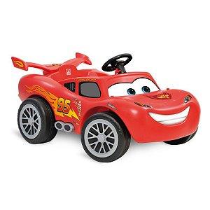 Relampago MCQueen Cars - Pedal - Bandeirante