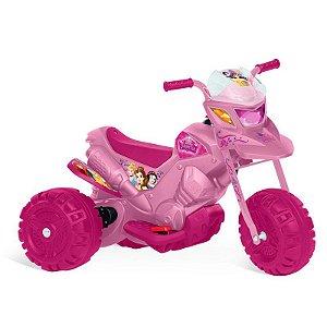 Moto Princesas Disney - EL 6V - Bandeirante