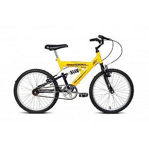 Bicicleta Aro 20 Eagle Amarelo/Preto - Verden Bikes