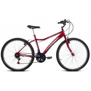 Bicicleta Aro 26 Achieve Vermelha 18 velocidades - Verden Bikes