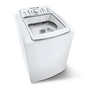 Lavadora de Roupas Electrolux LBU16 16Kg Branca c/ Painel Blue Touch e Caneta Ultra Clean