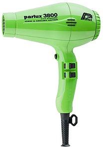 Secador 3800 Ion Verde - Parlux