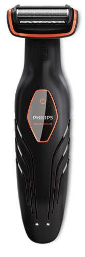 Aparador de Pelos Aqua Touch Bivolt - Philips