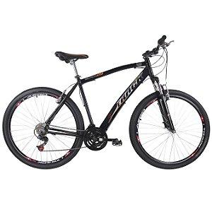 Bicicleta Black 29 - 21V Com Suspensão Dianteira - Track & Bikes