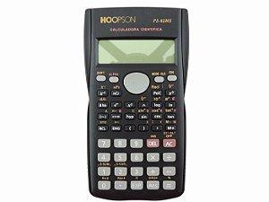 Calculadora Científica Hoopson Ps-82ms 10+2 Díg. 240 Funções