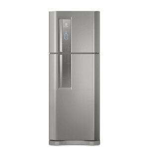 Refrigerador Electrolux Frost Free DF53X 2 Portas 427 Litros Inox