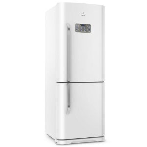 Refrigerador Electrolux DB53 Frost Free 454 Litros 2 Portas Bottom Freezer Branco