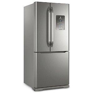 Refrigerador Frost Free Electrolux Multi Door DM84X 579 Litros Inox