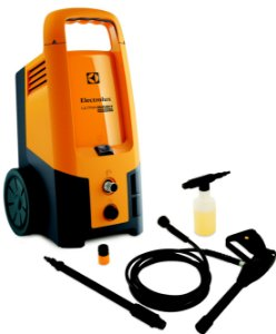 Lavadora de Alta Pressão Electrolux Ultra Wash UWS10 Amarelo 1800W