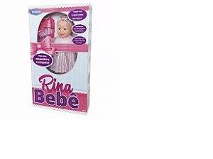 Boneca Rina Bebê - Bambola