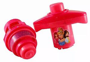 Pião Com Luz Princesa Disney - Etitoys
