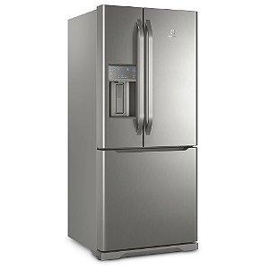 Refrigerador Electrolux DM85X Multidoor 538L inox