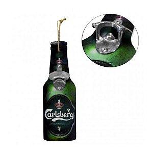 Abridor de Garrafa FWB 30cm Carlsberg Madeira