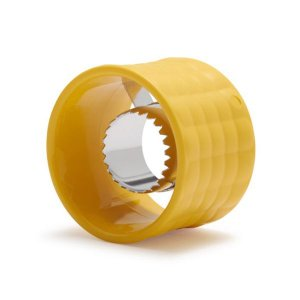 Debulhador de Milho Inox c/ Corpo de Plástico Amarelo