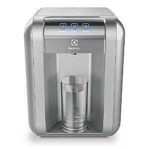 Purificador de Água Electrolux PE11X Prata com Painel Touch Bivolt