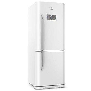 Refrigerador Frost Free Electrolux IB53 Bottom Freezer Inverter Branco 454 Litros
