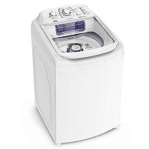 Lavadora de Roupas Electrolux LAC12 Turbo Economia Capacidade 12Kg Branco