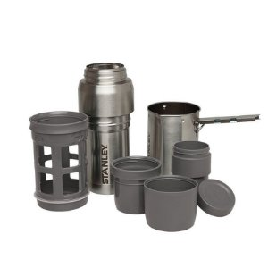 Sistema para Café Stanley Prepare e Conserve 0,5L Aço Inox
