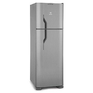 Refrigerador Frost Free Electrolux DF35X 261 Litros 2 Porta Inox