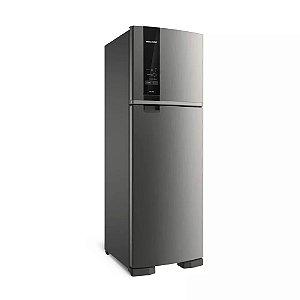 Geladeira Frost Free Brastemp BRM54HK Duplex 400 litros Inox c/ Freeze Control